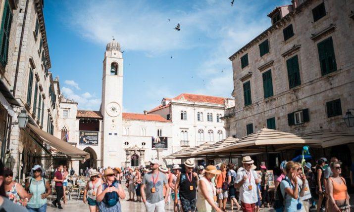 Busy season rolls on: 1 million tourists currently in Croatia