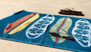 Croatian coastal town introduces penalties for towel leavers reserving spots on the beach
