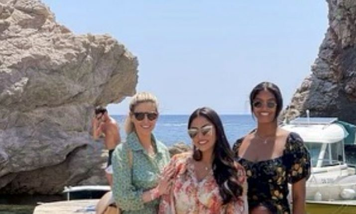 Kobe Bryant's widow takes daughters to Croatia to fulfil wish