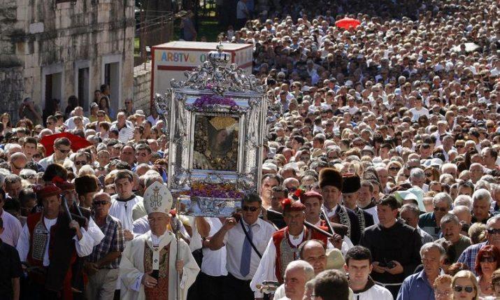 Croatians celebrate Velika Gospa today