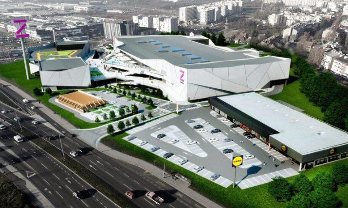 PHOTOS: New Z centar to open in Zagreb suburb next week