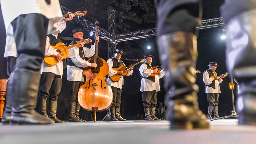 First LADO Croatian folk festival officially opened