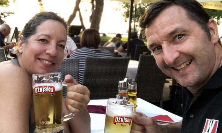 Canadian couple make Croatia new forever home