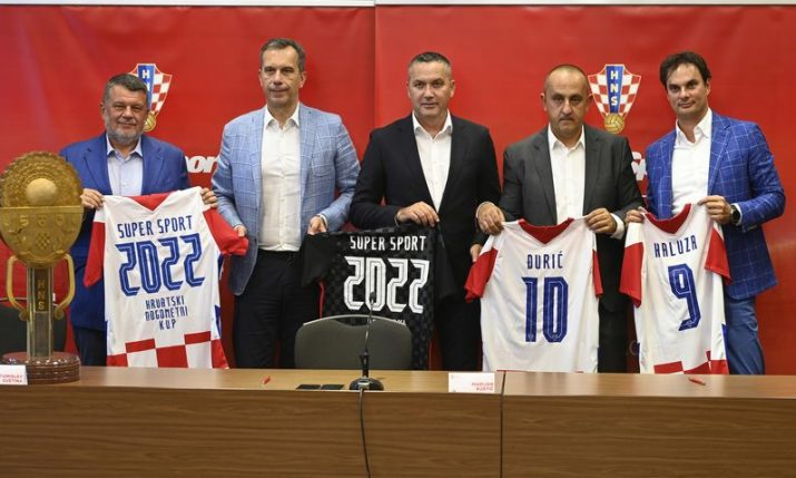 SuperSport becomes title sponsor of Croatian Football Cup