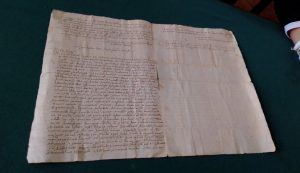 Letters from participants in Magellan's expedition presented in Dubrovnik
