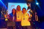 Croatia's Marina Mavrinac Matulja becomes world shore angling champion