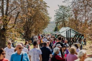 """Strudel fest thrills again - check out how the """"sweetest village"""" in Croatia looked"""