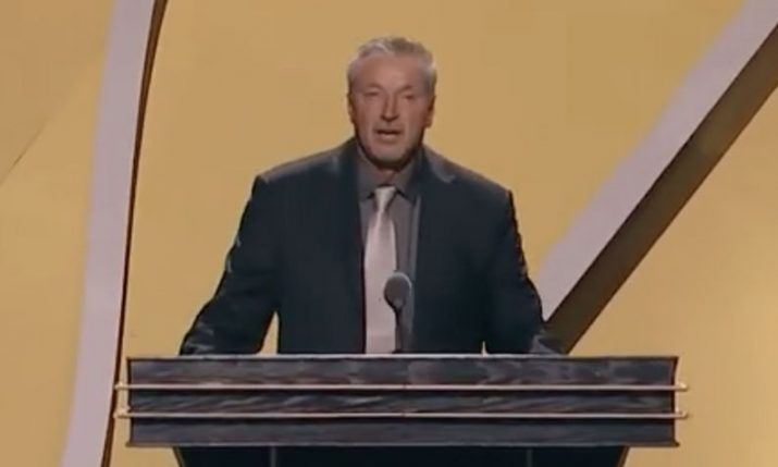 VIDEO: Toni Kukoč enshrined into Basketball Hall of Fame: 'Split is one of the world's most sporting cities'