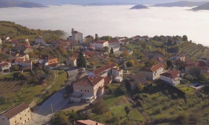 VIDEO: Vižinada – the hidden pearl of Istria
