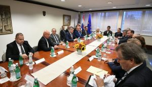 Croatian business and scientific community in New York meet with the president