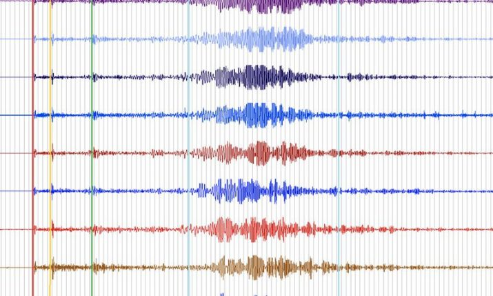 Waves from Mexico's M7.0 earthquake recorded in Croatia