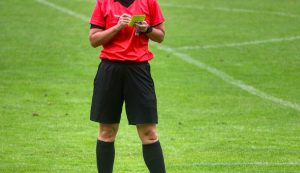 Ivana Martinčić will become the first woman to be the main referee of a Croatian football first division league match.