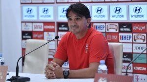Livaja to start, Perišić to captain against Slovenia in Split