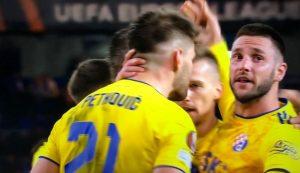 Dinamo Zagreb thrash Genk in Europa League