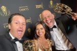 Croatian Ante Deković wins Emmy award for work on hit series