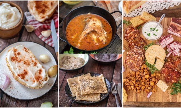 Must-try foods in Croatia's golden Slavonia