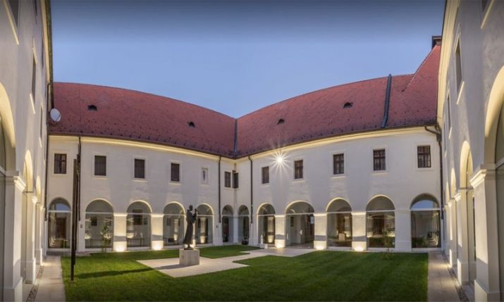 Vukovar Franciscan monastery launches virtual tours of site