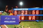 New 2000m world record is set in Zagreb