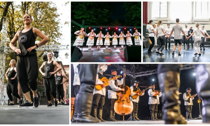 PHOTOS: First LADO Croatian folklore festival officially opened