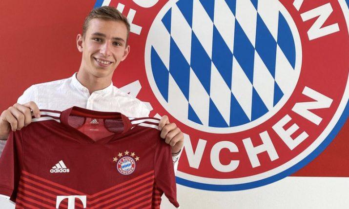 Bayern Munich sign talented 16-year-old Croatian Lovro Zvonarek