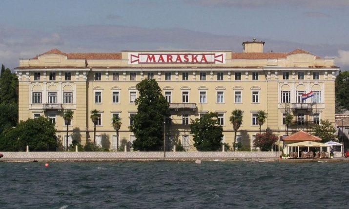 Maraska building in Zadar to become five-star hotel