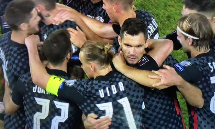 Late winner gives Croatia victory over Slovakia in Bratislava