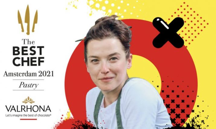 Croatian Maša Salopek named world's best pastry chef at Best Chef Awards