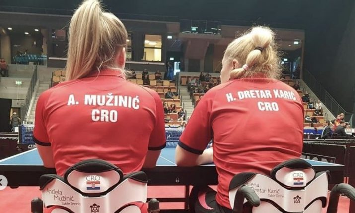 Croatia wins second medal at Paralympics in Tokyo