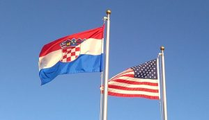 Croatian president heads off to New York