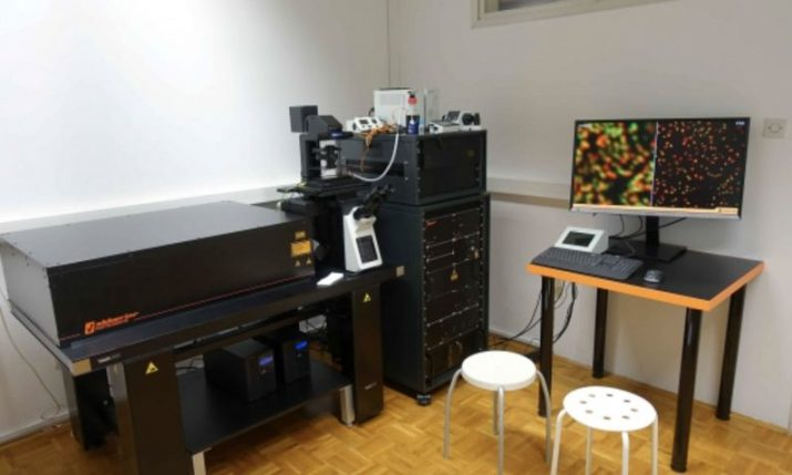 Ruđer Bošković Institute in Zagreb gets €600,000 super-resolution microscope