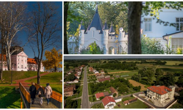 VIDEO: Slavonia and Podravina – unexpectedly noble