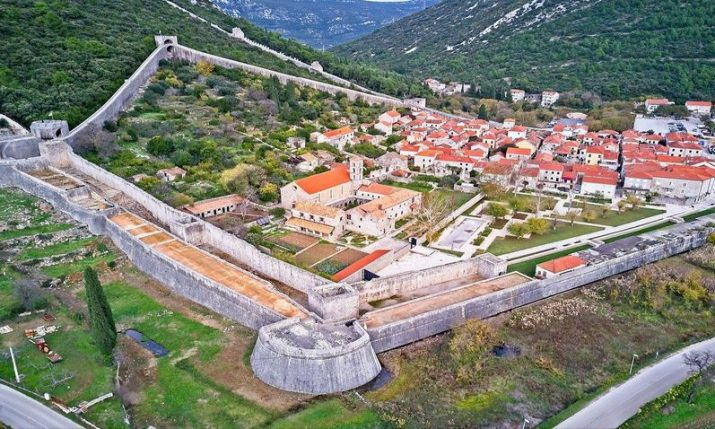 Croatia's Walls of Ston – the world's second longest preserved fort – to host unique race