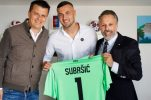 Former Croatia keeper Danijel Subašić signs for Hajduk Split
