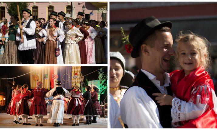 PHOTOS: Traditional ceremonial parade ends Vinkovci Autumns