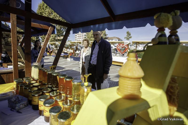 Traditional Vukovar Ethno Fair opens