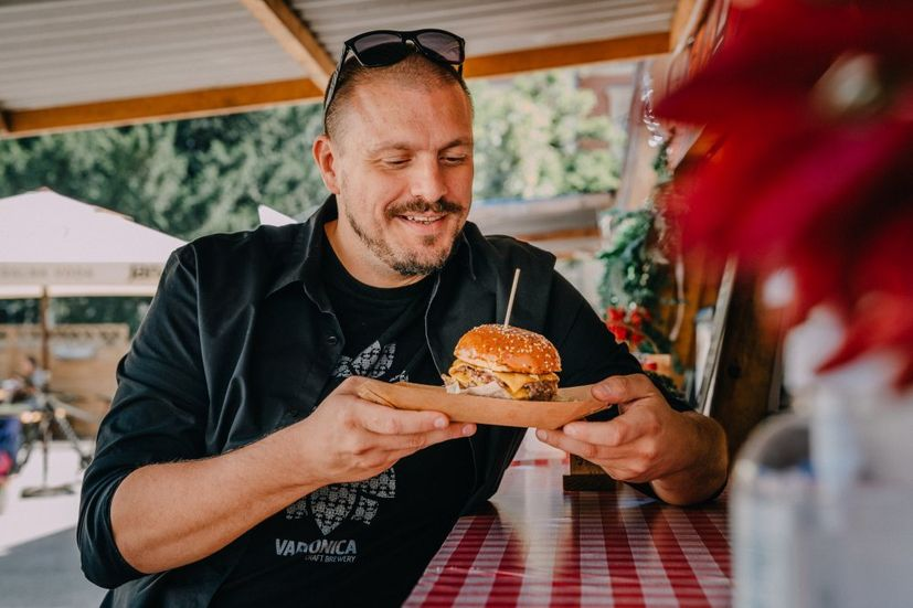 The juiciest Croatian street food festival at a new location
