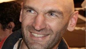 Željko Mavrović to one of the oldest boxers in Europe as he returns to the ring