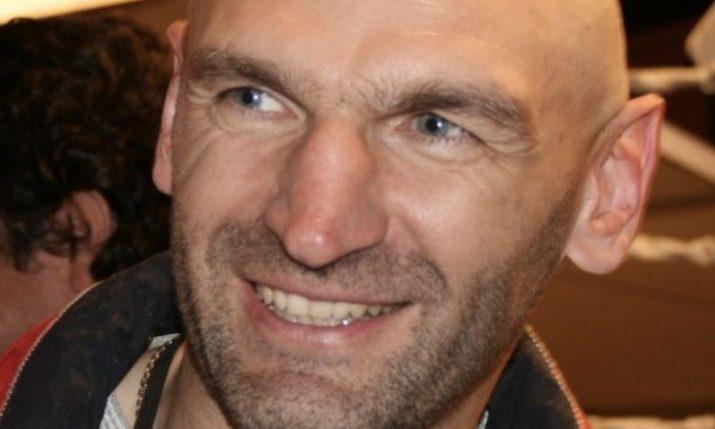 Former Croatian boxing star Željko Mavrović returning to the ring