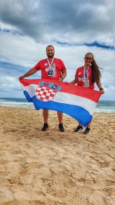 Title for Croatia at the World Underwater Photography Championships