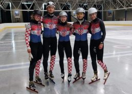 Help send Croatian speed skaters to the 2022 Olympic Games