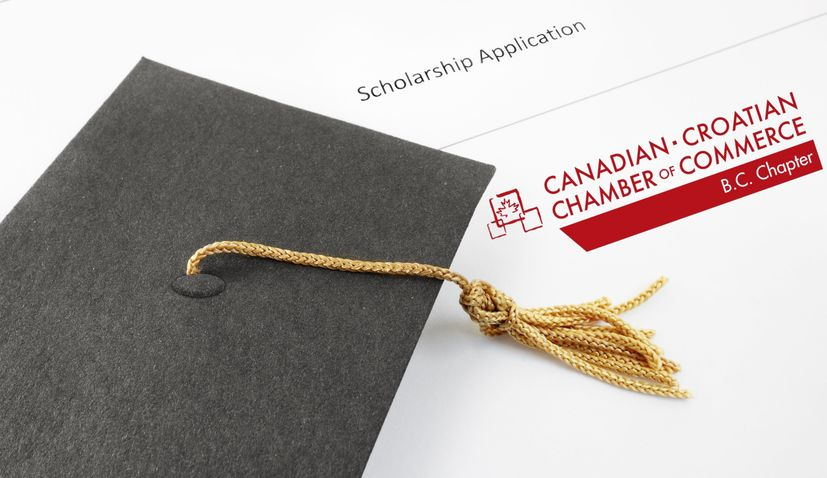 BC Chapter of the Canadian Croatian Chamber of Commerce to award scholarships