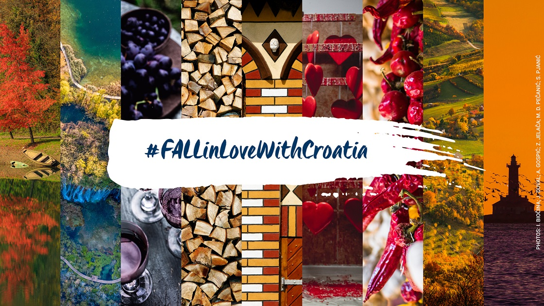 Fall in love with Croatia: New autumn campaign