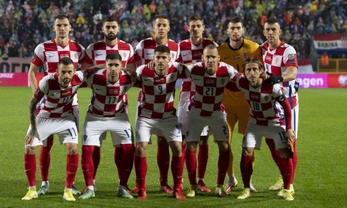 Croatia and Slovakia draw 2-2 in Osijek