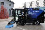 VIDEO: First Croatian electric road cleaner presented by Rasco