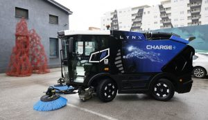 First Croatian electric road cleaner presented by Rasco