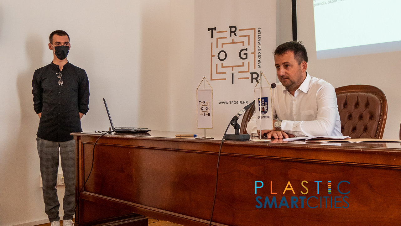 Trogir restricts the use of single-use plastics