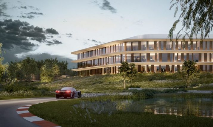 Construction starts on Rimac's mega campus in Croatia