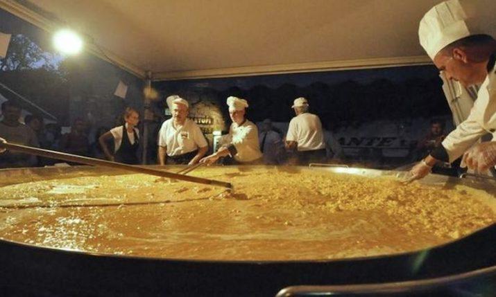 Croatian festival among 25 best autumn food festivals in Europe