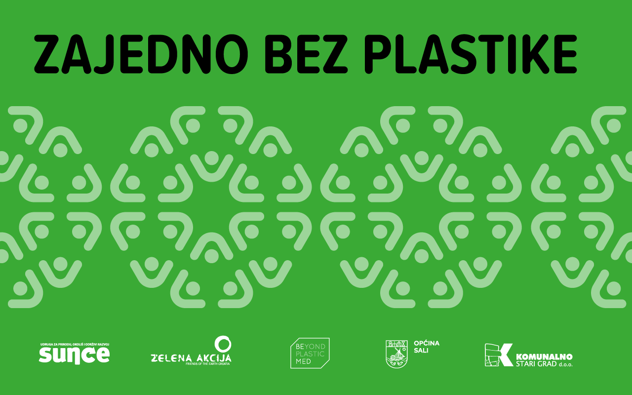 For Plastic Free Croatian Islands: Sali restricts single-use plastics