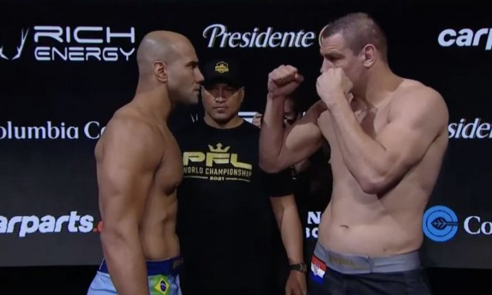 Croatian MMA star Ante Delija fighting for $1 million tonight – where to watch